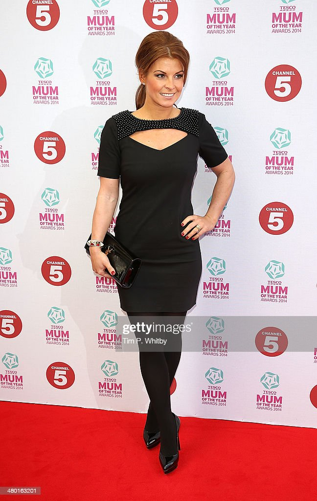 Coleen Rooney attends the Tesco Mum of the Year awards at The Savoy Hotel on March 23, 2014 in London, England.