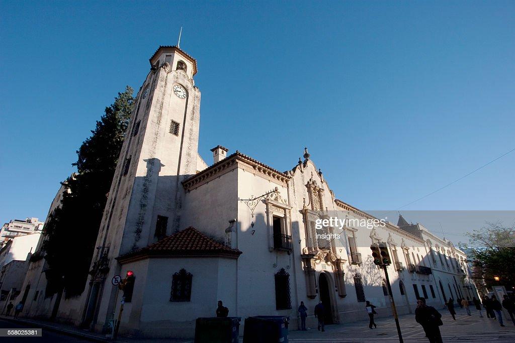 Colegio Montserrat in the 'Manzana Jesuítica' of the City of Cordoba Argentina