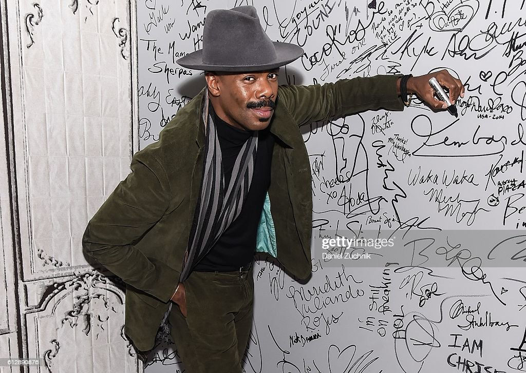 Coleman Domingo attends The Build Series to discuss 'The Birth Of A Nation' at AOL HQ on October 5, 2016 in New York City.