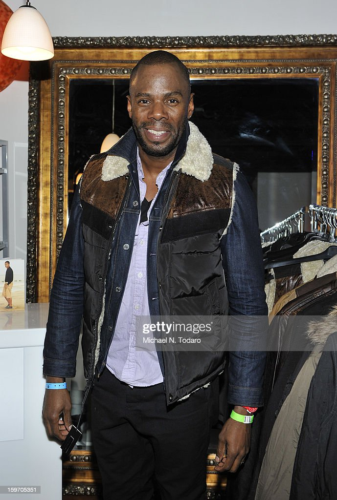 Coleman Domingo attends the TR Suites Daytime Lounge - Day 1 on January 18, 2013 in Park City, Utah.