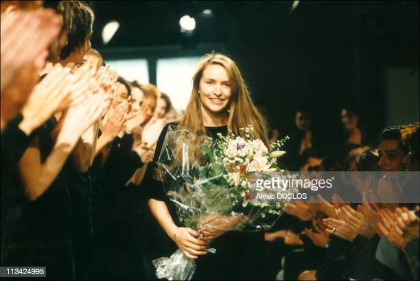 Colette DinniganReady To Wear Fall / Winter On March 1997 In ParisFrance