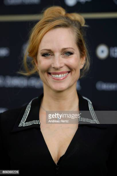 Colette Nussbaum attends the 'Nur Gott kann mich richten' photocall during the 13th Zurich Film Festival on October 1 2017 in Zurich Switzerland The...