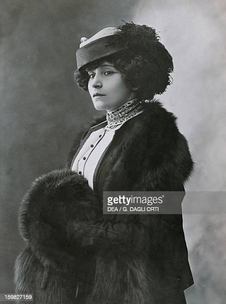 Colette pseudonym of SidonieGabrielle Colette French writer Photograph by Henri Manuel