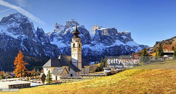 Colfosco and Sella Group, Dolomites