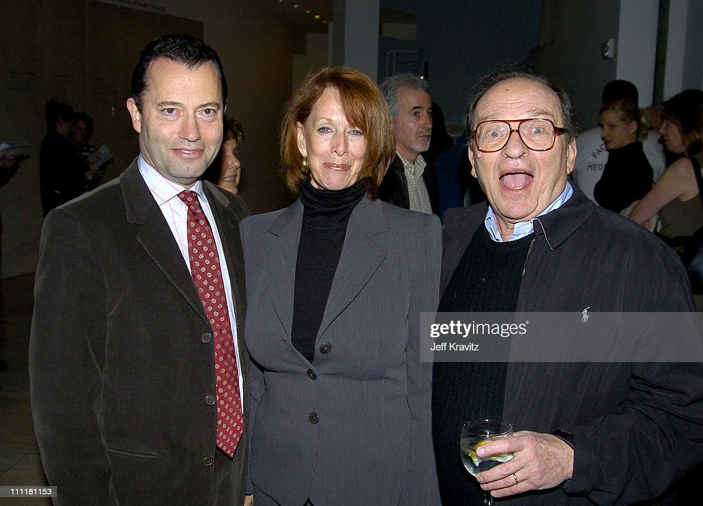 Colin Callender and Sidney Lumet with guest
