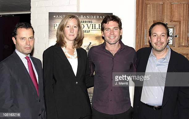 Colin Callender Keri Putnam Eion Bailey and Mark Gordon
