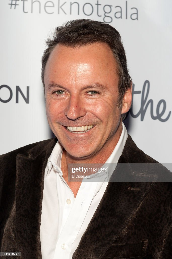 <a gi-track='captionPersonalityLinkClicked' href=/galleries/search?phrase=Colin+Cowie&family=editorial&specificpeople=2257825 ng-click='$event.stopPropagation()'>Colin Cowie</a> attends The Knot Gala at the New York Public Library - Astor Hall on October 14, 2013 in New York City.
