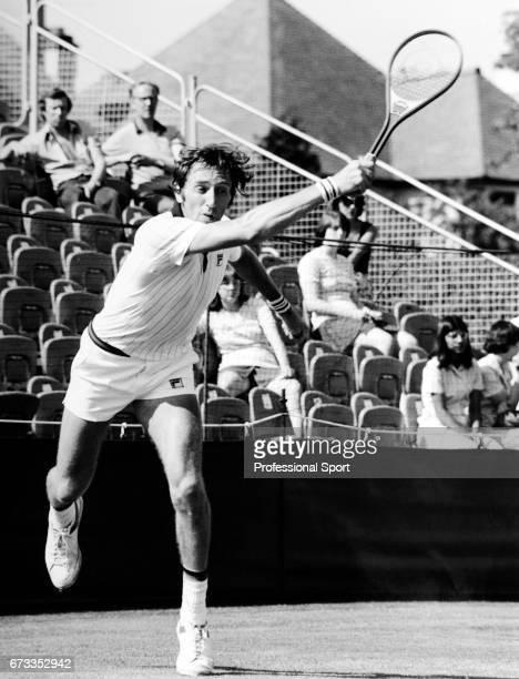 Colin Dibley of Australia in action circa 1979