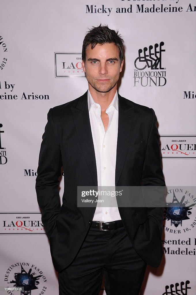 <a gi-track='captionPersonalityLinkClicked' href=/galleries/search?phrase=Colin+Egglesfield&family=editorial&specificpeople=584090 ng-click='$event.stopPropagation()'>Colin Egglesfield</a> attends Buoniconti Fund to Cure Paralysis' Destination Fashion 2012 at Bal Harbour Shops on November 10, 2012 in Miami, Florida.