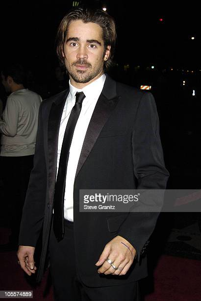 Colin Farrell during 'Alexander' Los Angeles Premiere Arrivals at Grauman's Chinese Theatre in Hollywood California United States