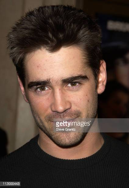 Colin Farrell during 'Hart's War' Premiere at Mann National in Westwood California United States