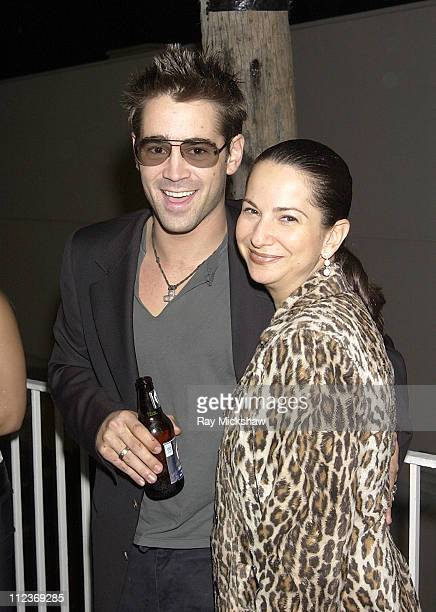 Colin Farrell wearing Dior Homme 0001s Sunglasses and Safilo's Eden Wexler
