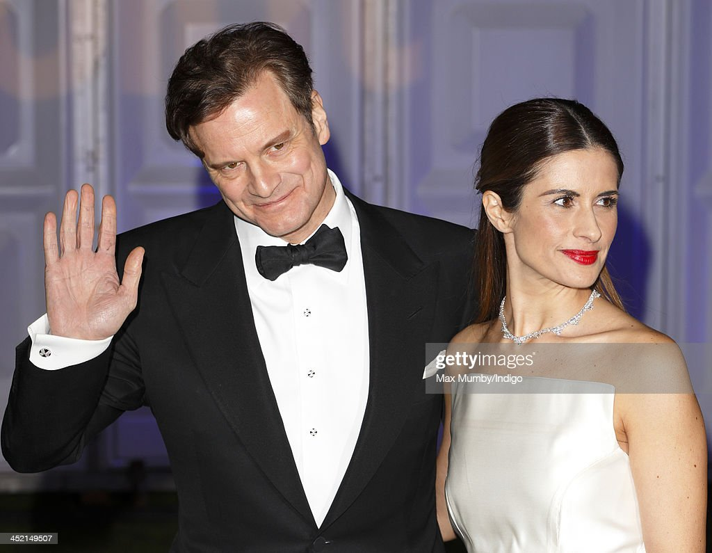 <a gi-track='captionPersonalityLinkClicked' href=/galleries/search?phrase=Colin+Firth&family=editorial&specificpeople=201620 ng-click='$event.stopPropagation()'>Colin Firth</a> and Livia Firth attend the Centrepoint Winter Whites Gala at Kensington Palace on November 26, 2013 in London, England.