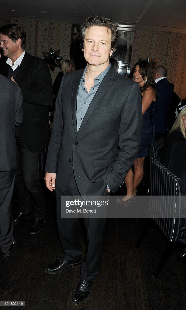<a gi-track='captionPersonalityLinkClicked' href=/galleries/search?phrase=Colin+Firth&family=editorial&specificpeople=201620 ng-click='$event.stopPropagation()'>Colin Firth</a> attends a special screening of 'Tinker Tailor Soldier Spy' presented by the British Film Institute at the Soho Hotel on September 12, 2011 in London, England.