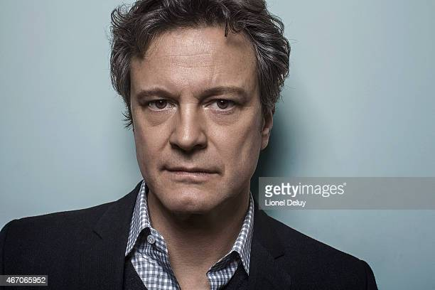 Colin Firth for Amazon Audible on May 7 2012 in London England