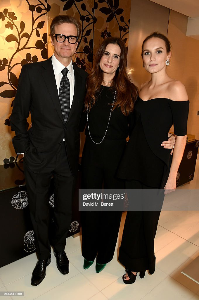 <a gi-track='captionPersonalityLinkClicked' href=/galleries/search?phrase=Colin+Firth&family=editorial&specificpeople=201620 ng-click='$event.stopPropagation()'>Colin Firth</a>, Livia Firth and <a gi-track='captionPersonalityLinkClicked' href=/galleries/search?phrase=Ana+Girardot&family=editorial&specificpeople=6991847 ng-click='$event.stopPropagation()'>Ana Girardot</a> attend the Eco-Age Launch Inaugural GCC Global Leaders of Change Awards at Hotel Mandarin Oriental on December 7, 2015 in Paris, France.