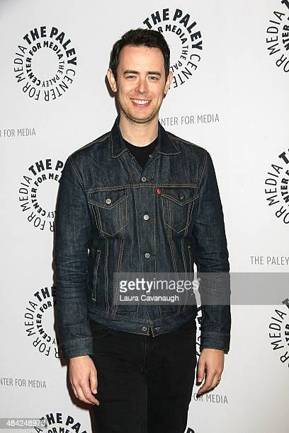 Colin Hanks attends the Paley Center For Media Presents 'Fargo' at Paley Center For Media on April 11 2014 in New York City