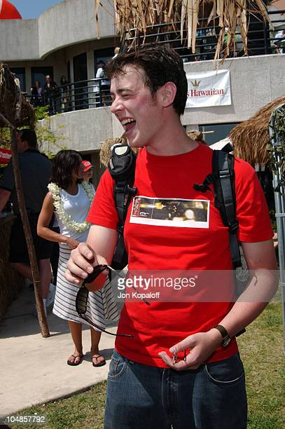 Colin Hanks during Cabana PreMTV Movie Awards Beauty Buffet at Private Residence in Hollywood California United States