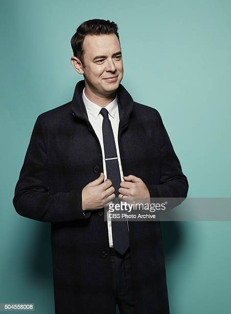 Colin Hanks visits the CBS Photo Booth during the PEOPLE'S CHOICE AWARDS the only major awards show where fans determine the nominees and winners...