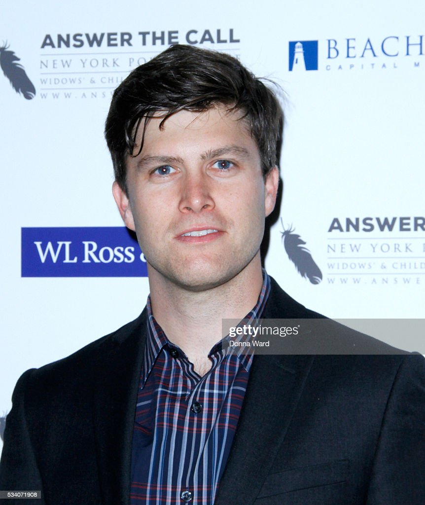 <a gi-track='captionPersonalityLinkClicked' href=/galleries/search?phrase=Colin+Jost&family=editorial&specificpeople=4809340 ng-click='$event.stopPropagation()'>Colin Jost</a> attends The New York Police & Fire Widows' & Children's Benefit Fund 4th Annual Kick Off To Summer Benefit at The Bowery Hotel on May 24, 2016 in New York City.