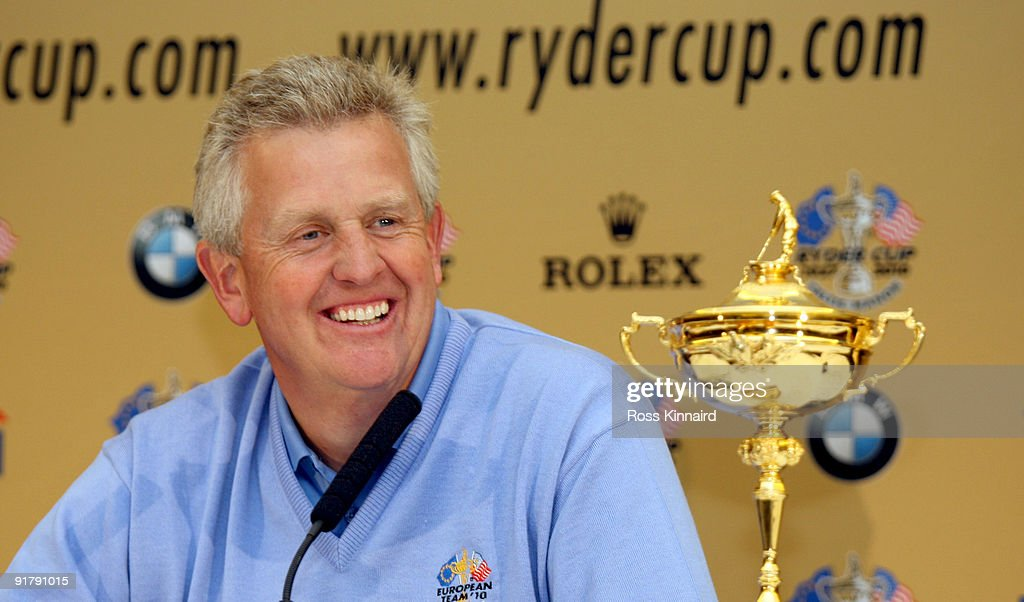 Ryder Cup 2010 Exhibition Match And Press Conference