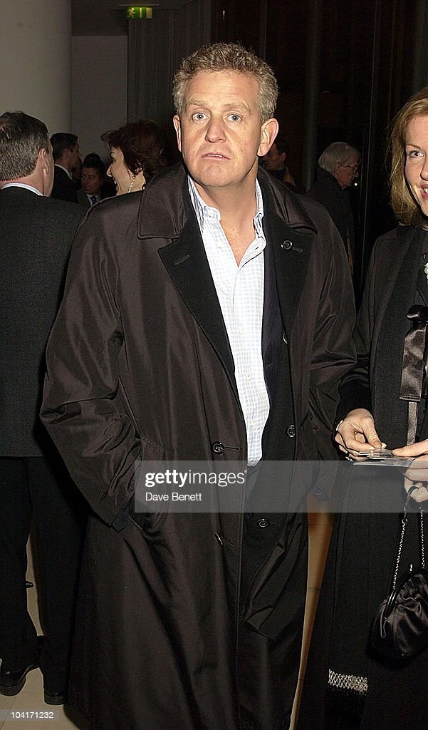Colin Montgomerie, 'Two Weeks Notice' Movie Premiere At The, Warner West End London