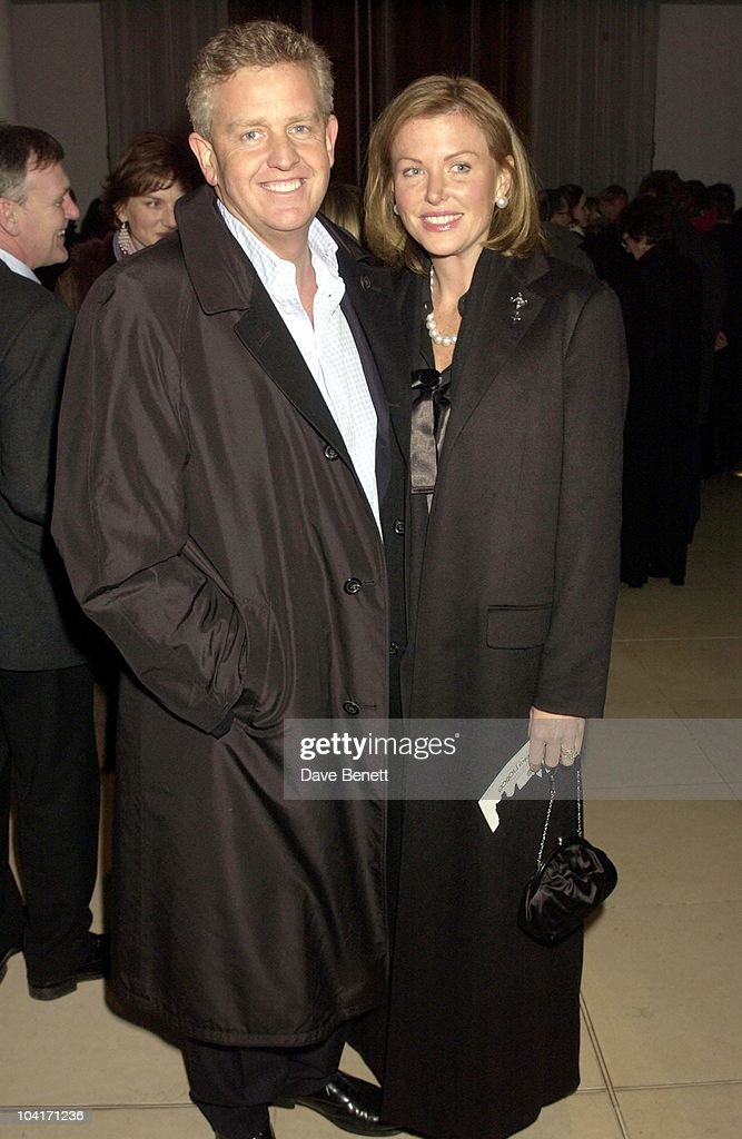 Colin Montgomerie & Wife, 'Two Weeks Notice' Movie Premiere At The, Warner West End London