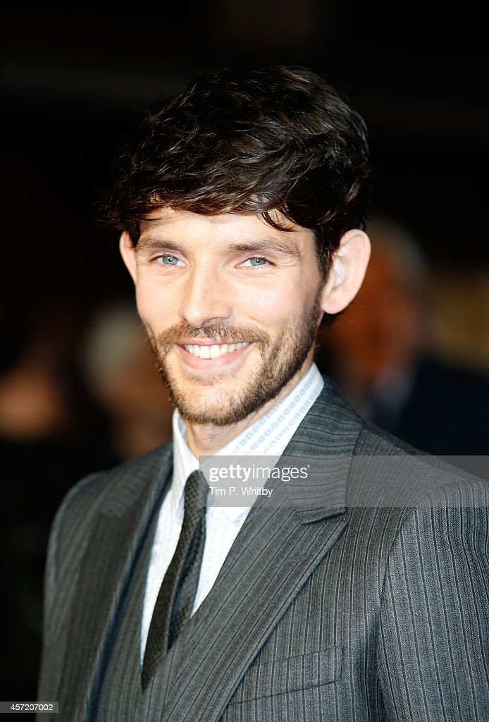 Colin Morgan attends the World Premiere Centrepiece Gala, supported by... Show more - colin-morgan-attends-the-world-premiere-centrepiece-gala-supported-by-picture-id457207002