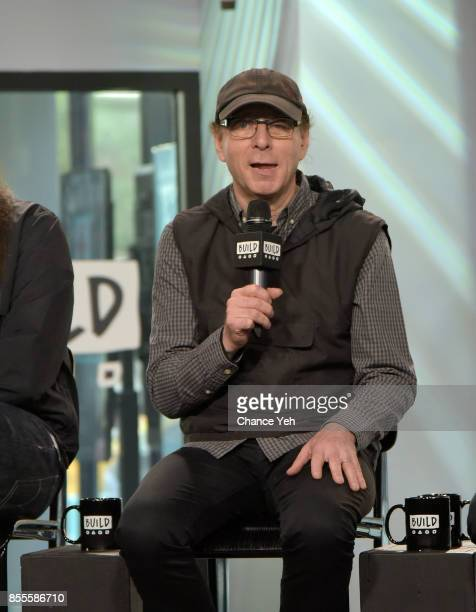 Colin Newman of Wire attends Build series to discuss the new album 'Silver/Lead' at Build Studio on September 29 2017 in New York City