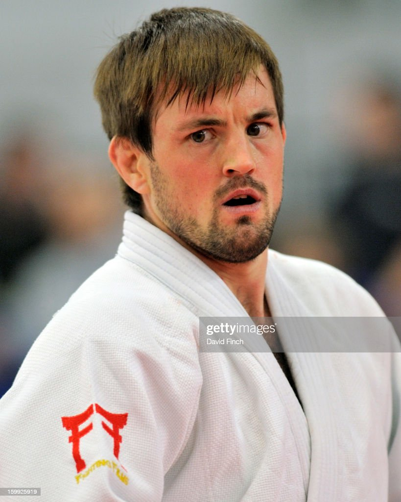 <a gi-track='captionPersonalityLinkClicked' href=/galleries/search?phrase=Colin+Oates&family=editorial&specificpeople=7674462 ng-click='$event.stopPropagation()'>Colin Oates</a> finished second in the u66kgs category at the British Junior Judo Championships on Sunday, January 20, 2013 at the English Institute of Sport, Sheffield, England, UK.