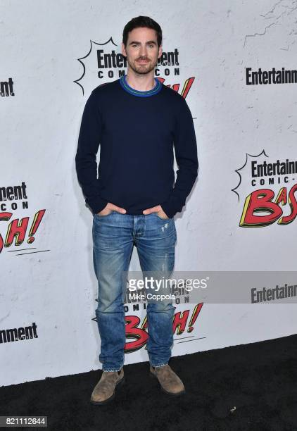 Colin O'Donoghue at Entertainment Weekly's annual ComicCon party in celebration of ComicCon 2017 at Float at Hard Rock Hotel San Diego on July 22...