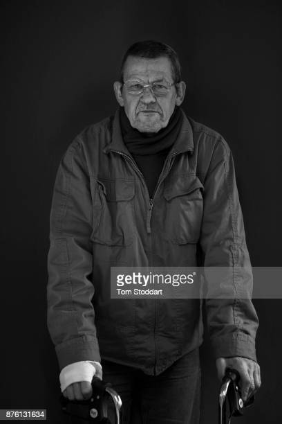 Colin poses for a picture on October 27 2017 in Newcastle upon Tyne England Colin says 'I went into prison for four months and when I came out in May...