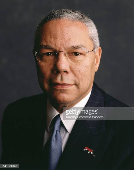 Colin Powell Stock Pho...