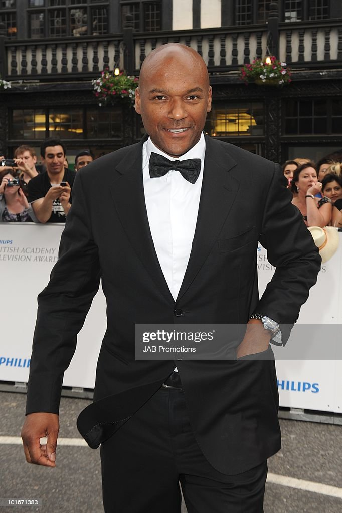 Colin Salmon attends the Philips British Academy Television awards (BAFTA) at London Palladium on June 6, 2010 in London, England.