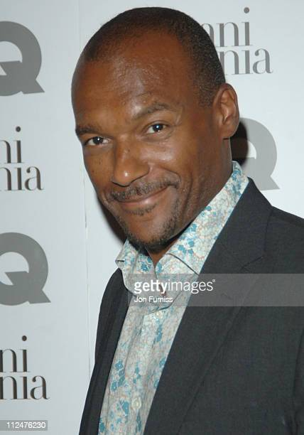 Colin Salmon during 2005 GQ Men of the Year Awards Inside Arrivals at Royal Opera House in London Great Britain