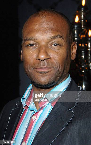 Colin Salmon during Audi TT Launch Party at The Bridge in London Great Britain