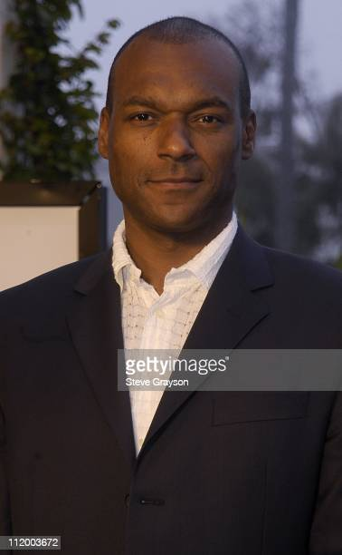 Colin Salmon during 'Keen Eddie' FOX Series Premiere Party at Viceroy Hotel in Santa Monica California United States