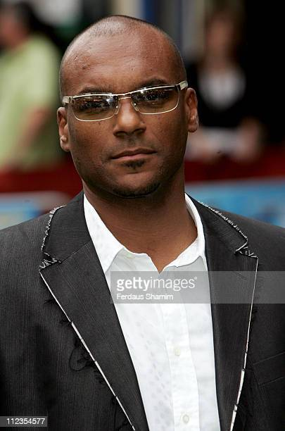 Colin Salmon during 'Over The Hedge' London Premiere Outside Arrivals at Vue West End in London Great Britain