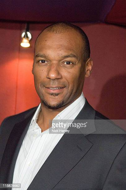 Colin Salmon during The 9th Annual British Independent Film Awards at Hammersmith Palais in London Great Britain