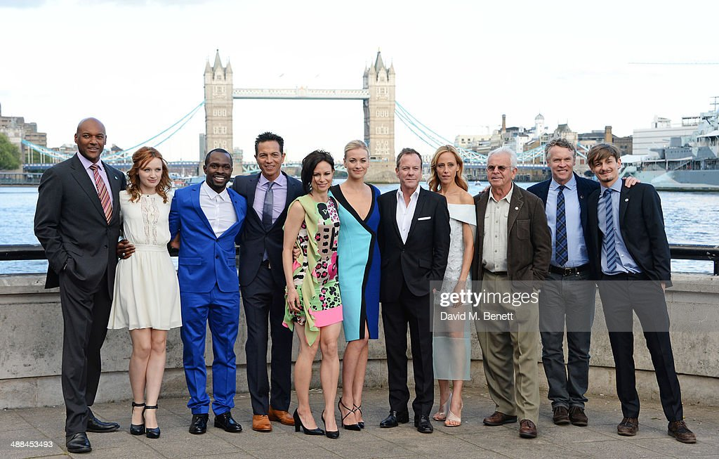 <a gi-track='captionPersonalityLinkClicked' href=/galleries/search?phrase=Colin+Salmon&family=editorial&specificpeople=209000 ng-click='$event.stopPropagation()'>Colin Salmon</a>, <a gi-track='captionPersonalityLinkClicked' href=/galleries/search?phrase=Emily+Berrington&family=editorial&specificpeople=12555620 ng-click='$event.stopPropagation()'>Emily Berrington</a>, <a gi-track='captionPersonalityLinkClicked' href=/galleries/search?phrase=Gbenga+Akinnagbe&family=editorial&specificpeople=2293588 ng-click='$event.stopPropagation()'>Gbenga Akinnagbe</a>, <a gi-track='captionPersonalityLinkClicked' href=/galleries/search?phrase=Benjamin+Bratt&family=editorial&specificpeople=203040 ng-click='$event.stopPropagation()'>Benjamin Bratt</a>, <a gi-track='captionPersonalityLinkClicked' href=/galleries/search?phrase=Mary+Lynn+Rajskub&family=editorial&specificpeople=545522 ng-click='$event.stopPropagation()'>Mary Lynn Rajskub</a>, <a gi-track='captionPersonalityLinkClicked' href=/galleries/search?phrase=Yvonne+Strahovski&family=editorial&specificpeople=4387578 ng-click='$event.stopPropagation()'>Yvonne Strahovski</a>, <a gi-track='captionPersonalityLinkClicked' href=/galleries/search?phrase=Kiefer+Sutherland&family=editorial&specificpeople=203142 ng-click='$event.stopPropagation()'>Kiefer Sutherland</a>, <a gi-track='captionPersonalityLinkClicked' href=/galleries/search?phrase=Kim+Raver&family=editorial&specificpeople=213709 ng-click='$event.stopPropagation()'>Kim Raver</a>, <a gi-track='captionPersonalityLinkClicked' href=/galleries/search?phrase=William+Devane&family=editorial&specificpeople=1143427 ng-click='$event.stopPropagation()'>William Devane</a>, <a gi-track='captionPersonalityLinkClicked' href=/galleries/search?phrase=Tate+Donovan&family=editorial&specificpeople=216433 ng-click='$event.stopPropagation()'>Tate Donovan</a> and Giles Matthey attend the UK premiere of '24: Live Another Day' at Old Billingsgate Market on May 6, 2014 in London, England.