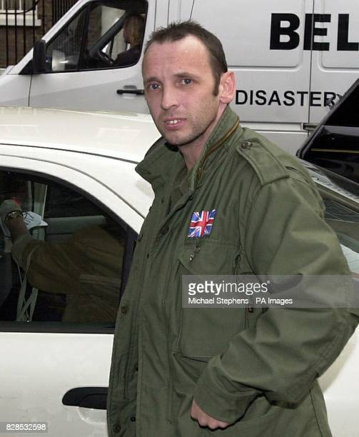 Colin Stagg arriving at The British Psychlogical Society in London for the disciplinary hearing of Criminal Psychologist Paul Britton * Mr Britton's...