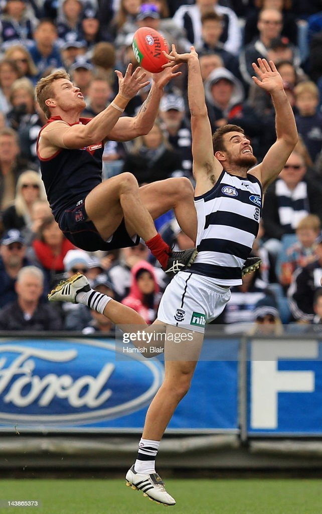 AFL Rd 6 - Geelong v Melbourne
