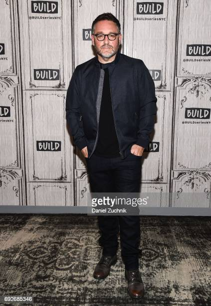 Colin Trevorrow attends the Build Series to discuss his new film 'The Book of Henry' at Build Studio on June 5 2017 in New York City