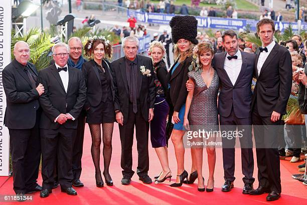 Colin Vaines Phil Davies Eric Lagesse Anne Parillaud Claude Lelouch Florence Thomassin Julie Ferrier Victoria Bedos Jalil Lespert James D'Arcy attend...
