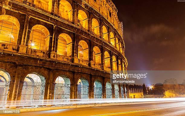 Coliseum night