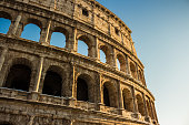 A magnificent work of humanity, the Coliseum is definitely a symbol of Italy.