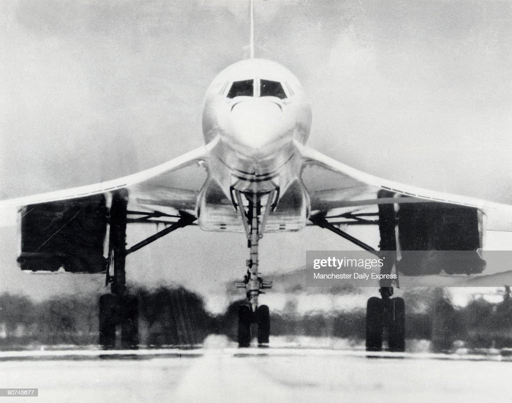 A collaboration between the British and French governments, Concorde made its maiden flight in 1969, and entered commercial service in 1976. Capable of flying at 1450 mph (twice the speed of sound), the aeroplane could fly from London to New York in under 3 1/2 hours. All Concordes were grounded after one of the aircraft crashed near Paris shortly after take-off on 25 July 2000. Flights resumed in January 2001, but in 2003 British Airways announced that it would be retiring Concorde from service in October that year.