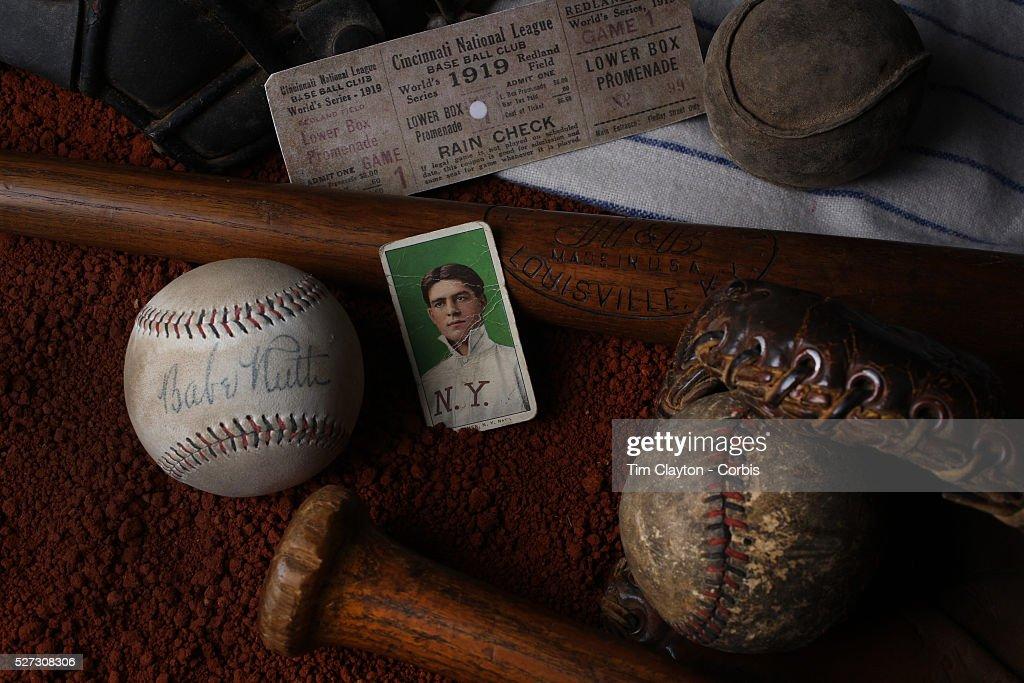 Vintage Baseball Collectibles 15