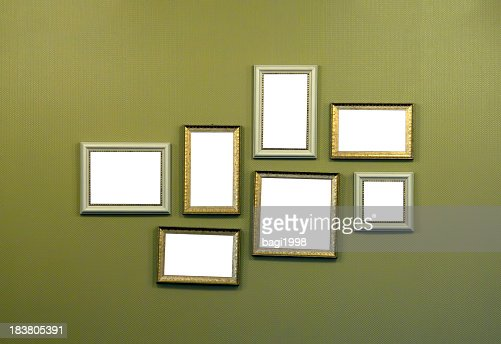 Fotogramas en la pared