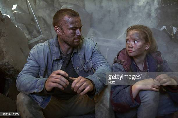 BELIEVE 'Collapse' Episode 111 Pictured Jake McLaughlin as William Tate Johnny Sequoyah as Bo Adams